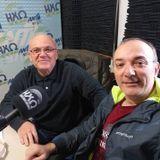 Συνέντευξη Ν. Βούστρου στoν Γ. Κεΐσογλου, Ηχώ FM 9/4/2019