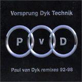 paul van dyk - remixes - vorsprung dyk technik disc 2