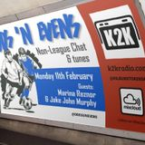 ODDS N EVENS Non League Chat & Tunes 1st Birthday Party with Marina Reznor & Foghorn95