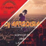PART 1 HIPHOPxRNBxURBANxLATIN POP CD-MIX by vDJ AFRODISIAC