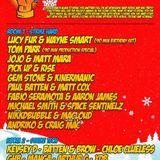 Lucy Fur Vs Wayne Smart Production Set LIVE from Strike London Dec 2013 90mins