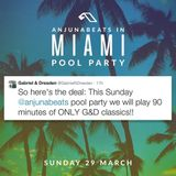 Gabriel & Dresden Classics Only Set @ Anjunabeats Pool Party 29-03-15