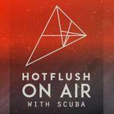 Hotflush On Air With Scuba # 7
