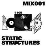 4105 MIX001: Static Structures