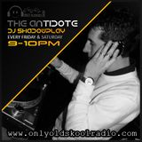 The Antidote with DJ Shadowplay 'Back to the 0860' live on onlyoldskoolradio.com 07/12/2018