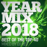 Yearmix 2018 (mixed by DJ RED)