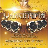 DJ UNDAKOVA LIVE @ WAACKTOPIA Set 2 SEPT 2013