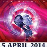 Dj Bass-D wae Mc TMC Live @ Eden Rave The Reunion (Eden Rave Arena 1) @ Central Studios