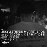 Jekyll & Hyde Muppet Bros avec X1000 & Kermit Dee - 21 Avril 2016