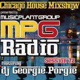 dj Georgie Porgie MPG Radio Show 72