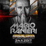 Mario Ranieri @ Apokalypsa 18 Years Anniversary, Bobycentrum Brno, Czech Republic 24.11.2017