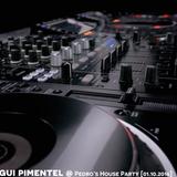 Gui Pimentel @ Pedro's House Party [01.Oct.2016]