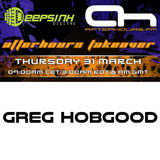 Afterhours Takeover - Greg Hobgood