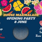 Alex Brus @ Slow Club Barcelona 08-06-19 House Marmalade Opening Party