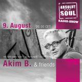 Absolut Soul Show /// 09.08.17 on SOULPOWERfm