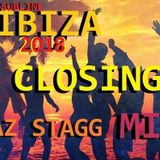 LOVE IBIZA CLOSING MIX 2018 (GAZ STAGG)