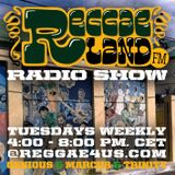 Reggaeland FM radio show @ reggae4us.com (28-Jan-2014 / P2)