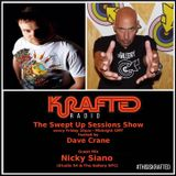 Dave Crane pres. Swept Up Sessions 37 - 3rd February 2017 (Nicky Siano Guest Mix)
