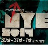 Michiel de Jong - live @ TheMovement Radio NYE, Worldwide Broadcast, 01/01/2014