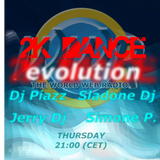 2K DANCE EVOLUTION [25 Ottobre 2018] (mixed and selected by Simone P)