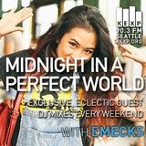 KEXP Presents: Midnight In A Perfect World with Emecks