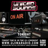 Slix live in the mix on the United Sounds Show, Ujima FM (15/06/2017)