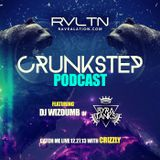 RVLTN Crunkstep Podcast By DJ Wizdumb Of Byra Tanks