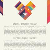 Joris Voorn @ Awakenings Festival 2015 Day One Area V, Amsterdam - 27 June 2015