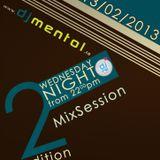 Dj Mentol @ Dj Radio - Mix Session (13.02.2013)