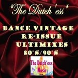 Dance Vintage Re-Issue Ultimixes 80's/90's
