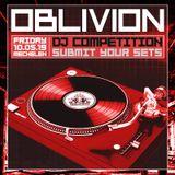 Oblivion DJ Competition Mix