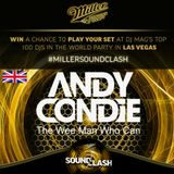 Andy Condie - United Kingdom - Miller SoundClash
