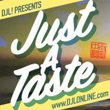 """Just A Taste 2 - """"Bass Drum"""""""