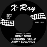 HOME SOUL SESSIONS VOLUME #2 - JIMMY EDWARDS