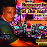 REMEMBER OF THE NIGHTS 18 06 2013 1er programa 2 temp By dj Amores