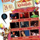 WARM UP KABALLAH