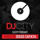 DJ CITY Mixtape #1 Diego Zapata 2018