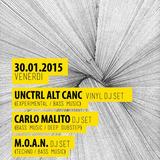 Unctrl Alt Canc b2b Carlo Malito b2b M.O.A.N.   This Is Clubbing @ Kode_1, Putignano