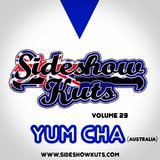 SIDESHOW KUTS VOLUME 29 MIXED BY ' YUM CHA ' BRISBANE / AUSTRALIA