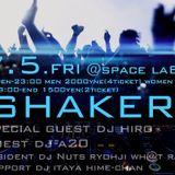 0705 SHAKER promo 4beats livemix