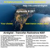 Airdigital - Trancefan Radioshow #287 2017-02-17