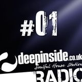DEEPINSIDE - Soulful House Station #01