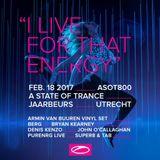 Orjan Nilsen - Live at A State of Trance Festival Utrecht (18-02-2017)