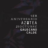 Gaudiano & Calde at AZOTEA (Aniversario 1) 21.10.2016