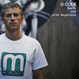 D-Code Radio 036 • INTERVIEW - ROYALSTON (Med School)