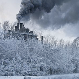 El invierno en Siberia