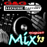 G&G House Factory - Club Hit Mix August'13