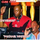 Tedd Patterson & Michael Watford @ Cube, Naples - 06.01.1996 - Angels Of Love