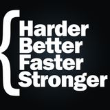 PINK PASSION - HARDER  FASTER  STRONGER
