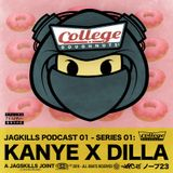 A JAG SKILLS JOINT - KANYE X DILLA - COLLEGE DONUTS (2019)